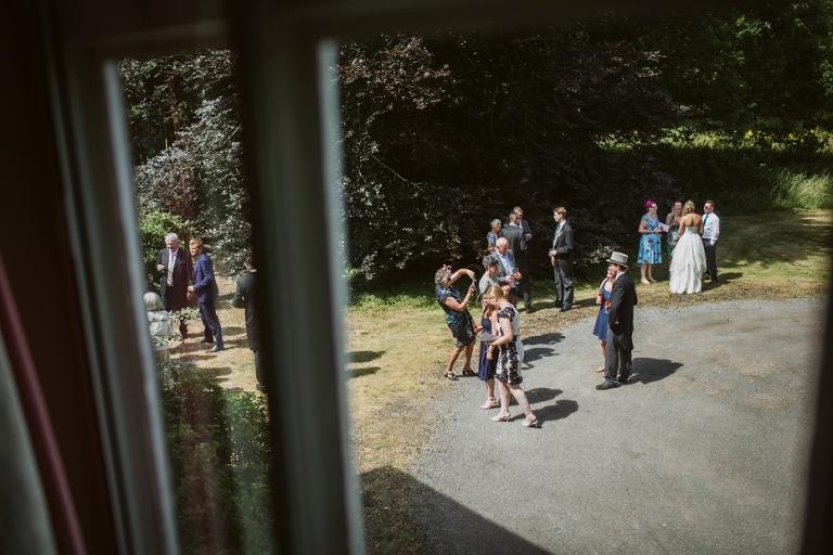 Oxford Garden Wedding- Aurelia & Luke - Lee Dann Photography-1372