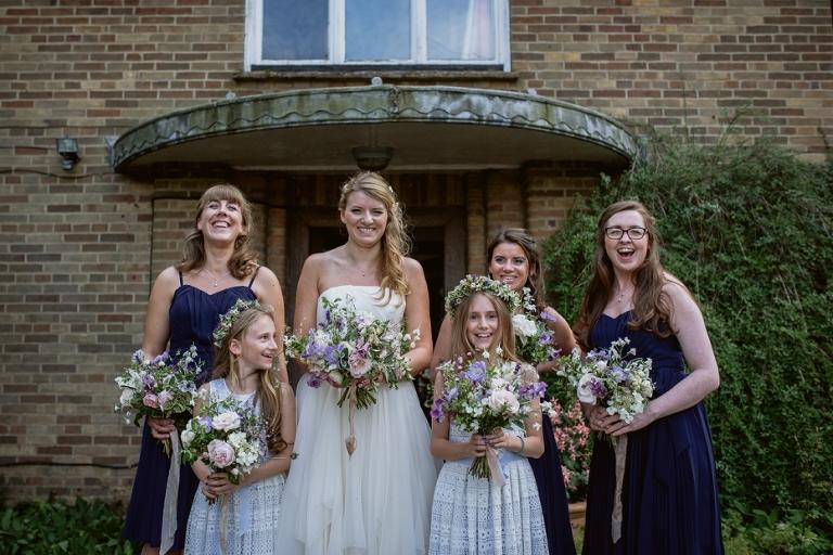 Oxford Garden Wedding- Aurelia & Luke - Lee Dann Photography-1384
