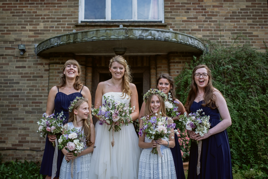 Oxford Garden Wedding- Aurelia & Luke - Lee Dann Photography-1384