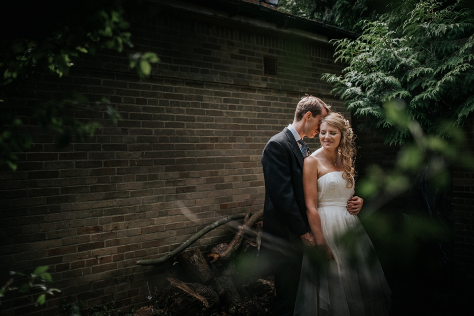 Oxford Garden Wedding- Aurelia & Luke - Lee Dann Photography-1438
