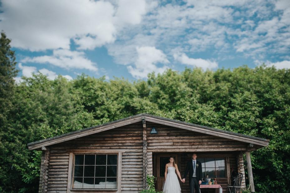Oxford Garden Wedding- Aurelia & Luke - Lee Dann Photography-1450