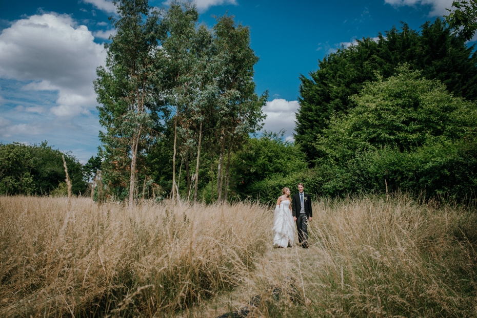 Oxford Garden Wedding- Aurelia & Luke - Lee Dann Photography-1456