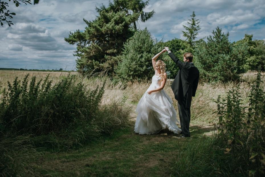 Oxford Garden Wedding- Aurelia & Luke - Lee Dann Photography-1459