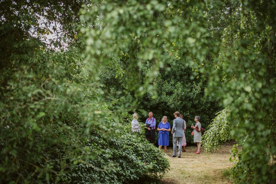 Oxford Garden Wedding- Aurelia & Luke - Lee Dann Photography-1463
