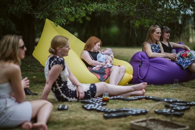 Oxford Garden Wedding- Aurelia & Luke - Lee Dann Photography-1477