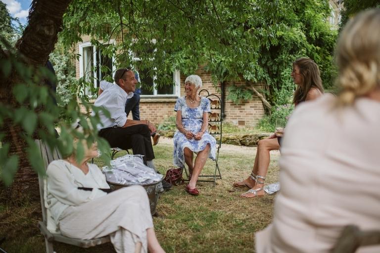 Oxford Garden Wedding- Aurelia & Luke - Lee Dann Photography-1493