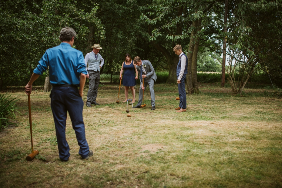 Oxford Garden Wedding- Aurelia & Luke - Lee Dann Photography-1501