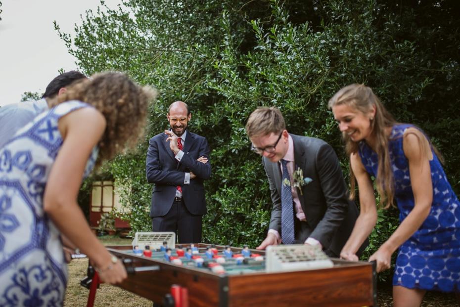 Oxford Garden Wedding- Aurelia & Luke - Lee Dann Photography-1526