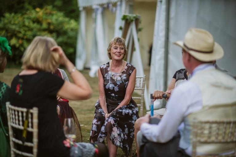 Oxford Garden Wedding- Aurelia & Luke - Lee Dann Photography-1532