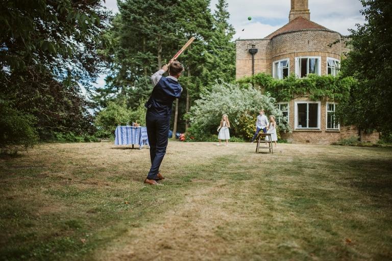 Oxford Garden Wedding- Aurelia & Luke - Lee Dann Photography-1540