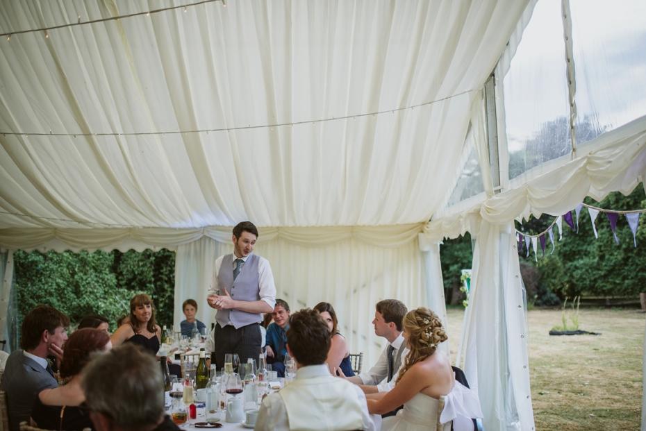 Oxford Garden Wedding- Aurelia & Luke - Lee Dann Photography-1592