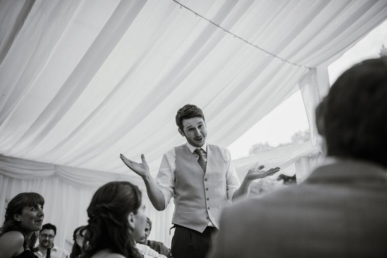 Oxford Garden Wedding- Aurelia & Luke - Lee Dann Photography-1602