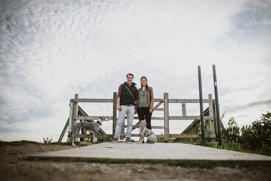 Port Meadow engagement shoot - Hannah & Christian - Lee Dann Photography - 0006