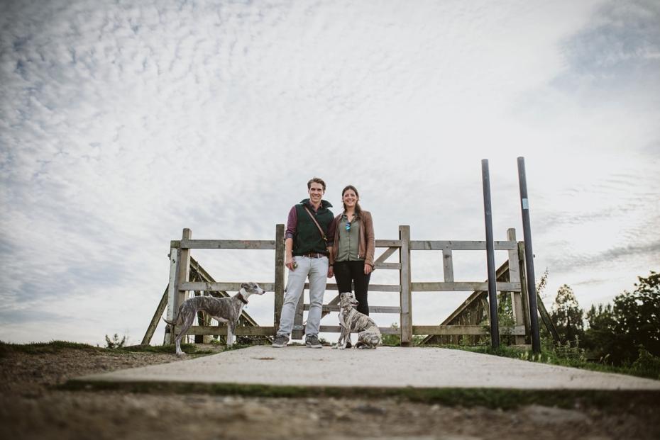 Port Meadow engagement shoot - Hannah & Christian - Lee Dann Photography - 0006