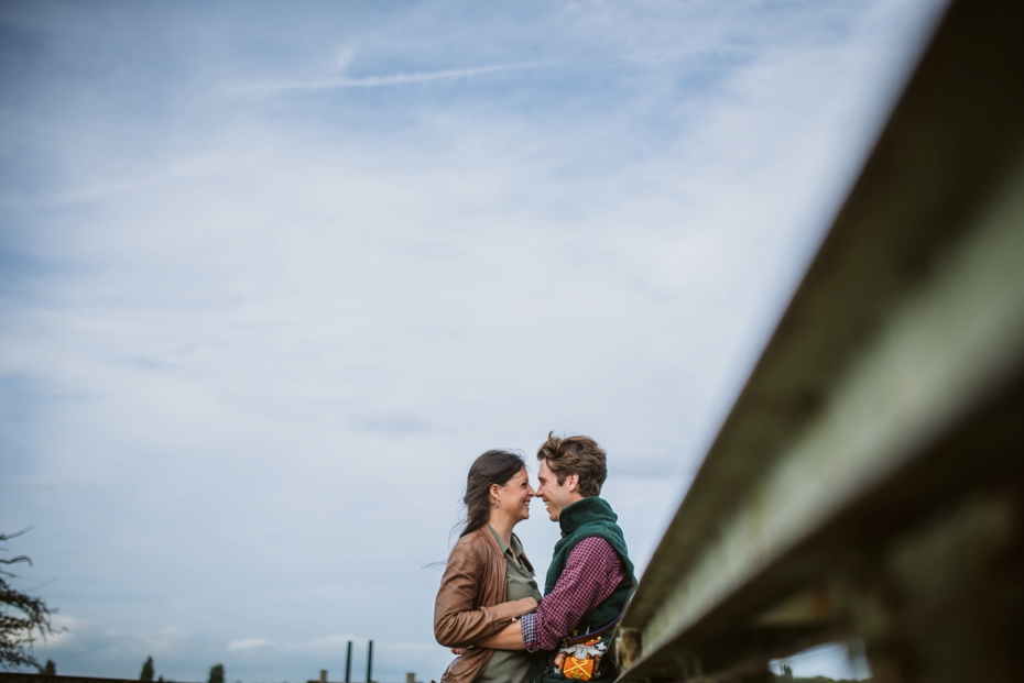 Port Meadow engagement shoot - Hannah & Christian - Lee Dann Photography - 0009