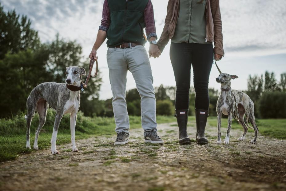 Port Meadow engagement shoot - Hannah & Christian - Lee Dann Photography - 0013