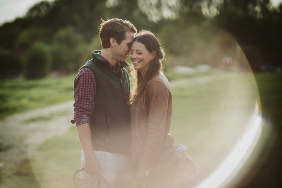 Port Meadow engagement shoot - Hannah & Christian - Lee Dann Photography - 0015
