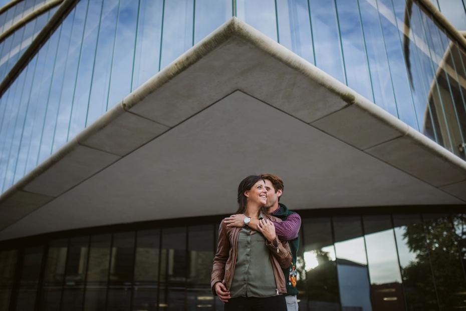Port Meadow engagement shoot - Hannah & Christian - Lee Dann Photography - 0038