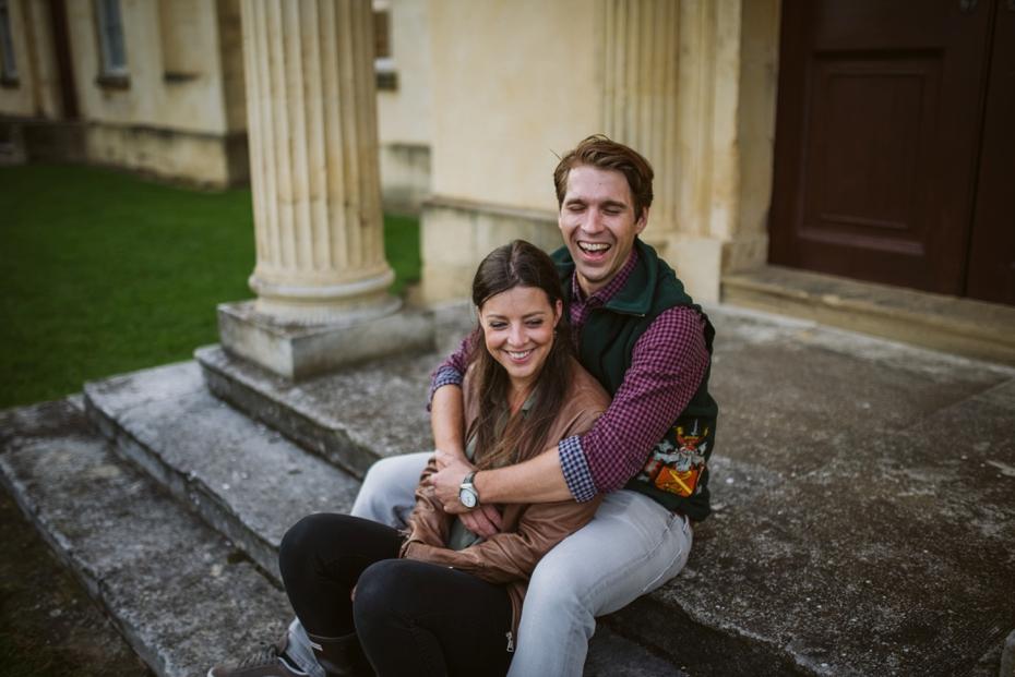 Port Meadow engagement shoot - Hannah & Christian - Lee Dann Photography - 0048