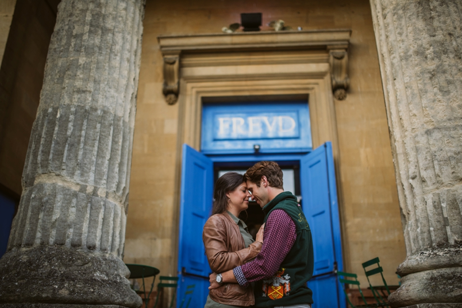 Port Meadow engagement shoot - Hannah & Christian - Lee Dann Photography - 0054