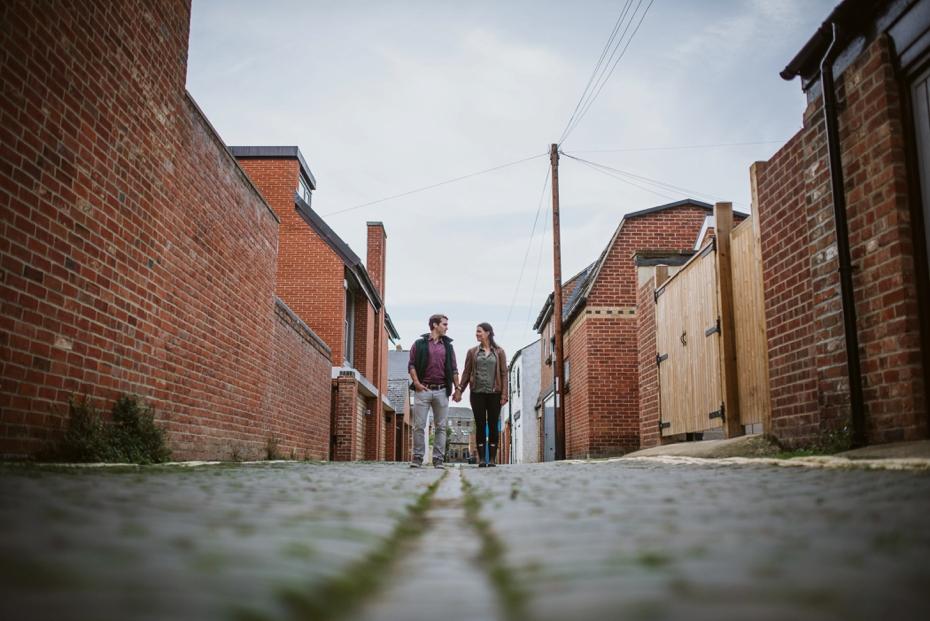 Port Meadow engagement shoot - Hannah & Christian - Lee Dann Photography - 0056