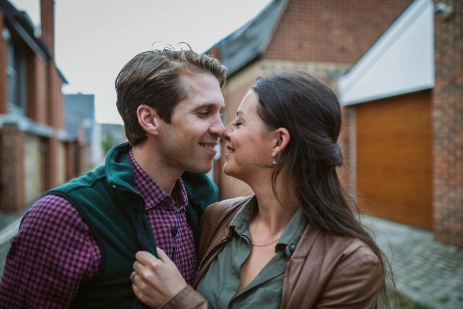 Port Meadow engagement shoot - Hannah & Christian - Lee Dann Photography - 0060