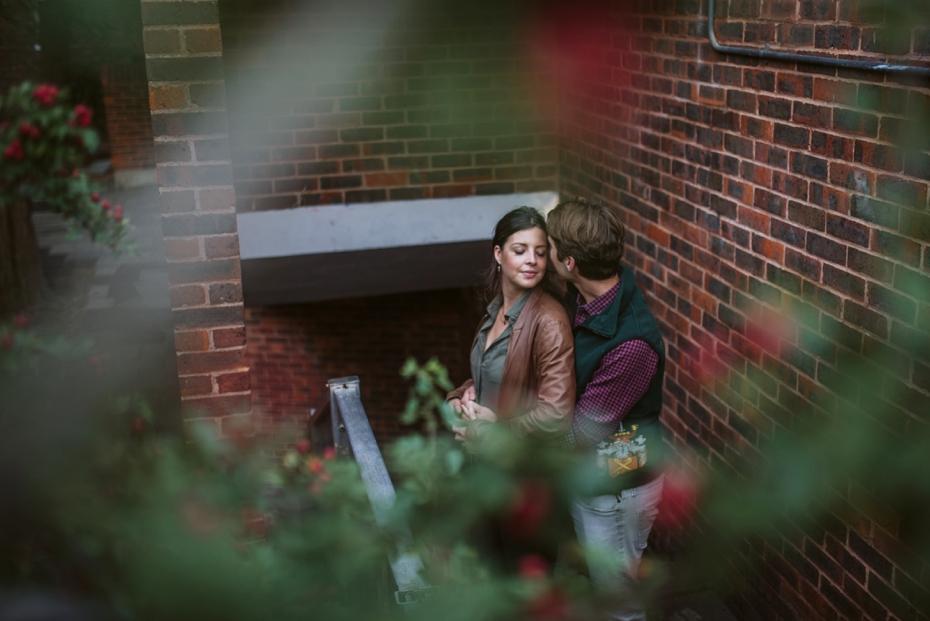 Port Meadow engagement shoot - Hannah & Christian - Lee Dann Photography - 0062