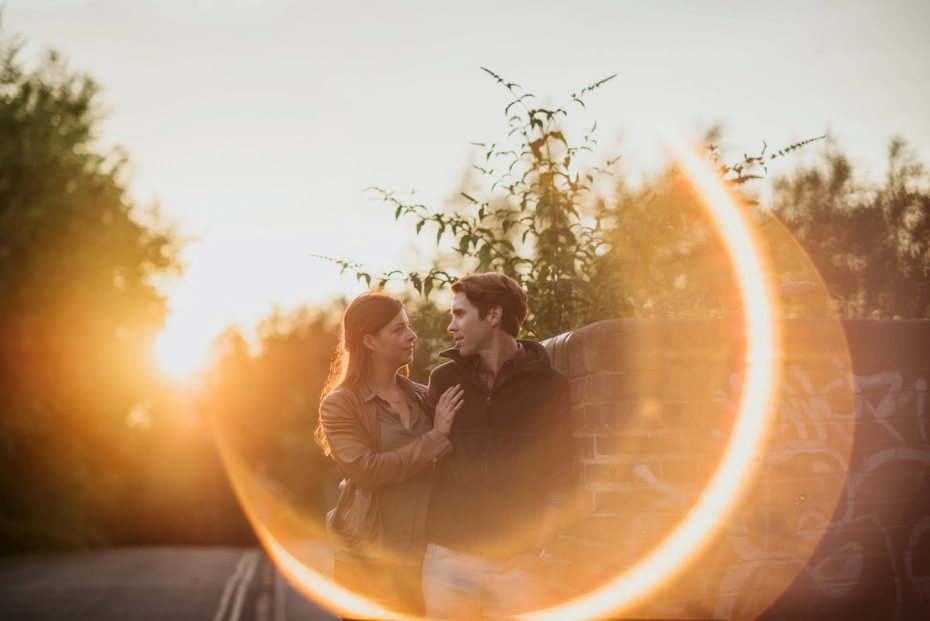 Port Meadow engagement shoot - Hannah & Christian - Lee Dann Photography - 0067