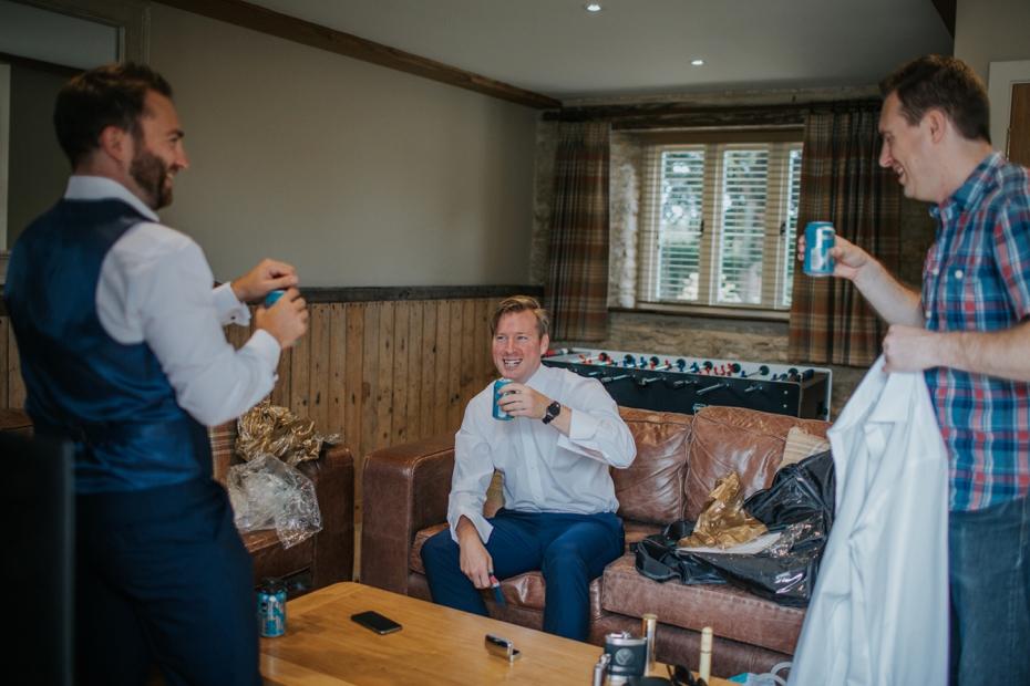 Caswell House wedding - Lisa & Mark - Lee Dann Photography - 0083