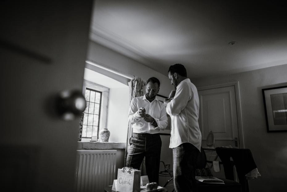 Lower Slaughter Wedding - Sharon + Gareth - Lee Dann Photography - 0028