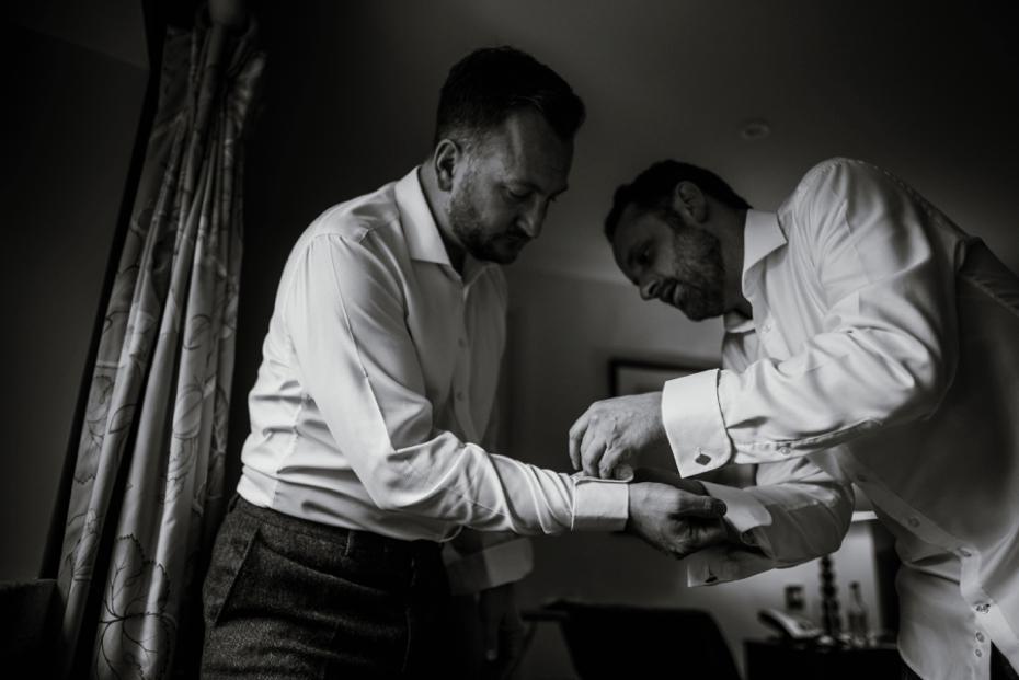 Lower Slaughter Wedding - Sharon + Gareth - Lee Dann Photography - 0029
