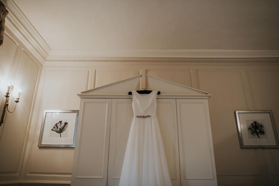 Lower Slaughter Wedding - Sharon + Gareth - Lee Dann Photography - 0037