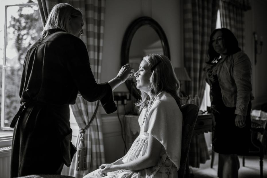 Lower Slaughter Wedding - Sharon + Gareth - Lee Dann Photography - 0047
