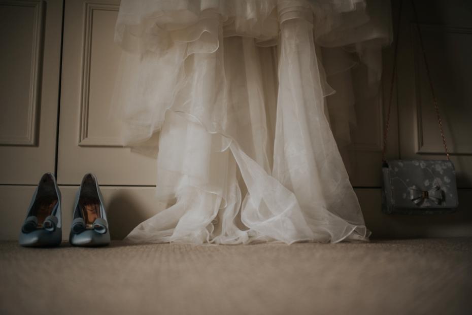 Lower Slaughter Wedding - Sharon + Gareth - Lee Dann Photography - 0062