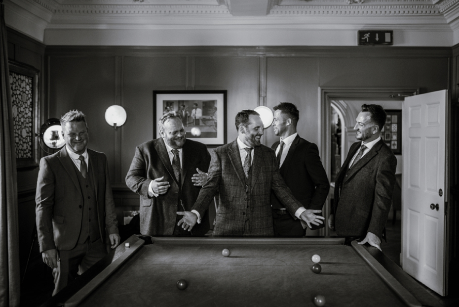 Lower Slaughter Wedding - Sharon + Gareth - Lee Dann Photography - 0086