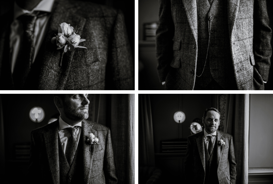 Lower Slaughter Wedding - Sharon + Gareth - Lee Dann Photography - 0092
