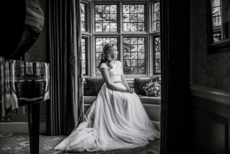 Lower Slaughter Wedding - Sharon + Gareth - Lee Dann Photography - 0109