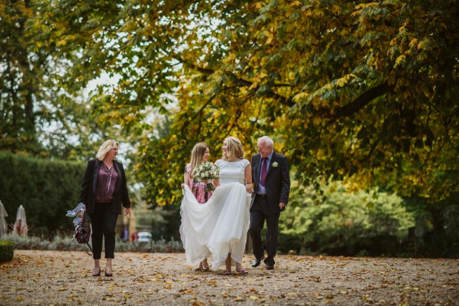 Lower Slaughter Wedding - Sharon + Gareth - Lee Dann Photography - 0128