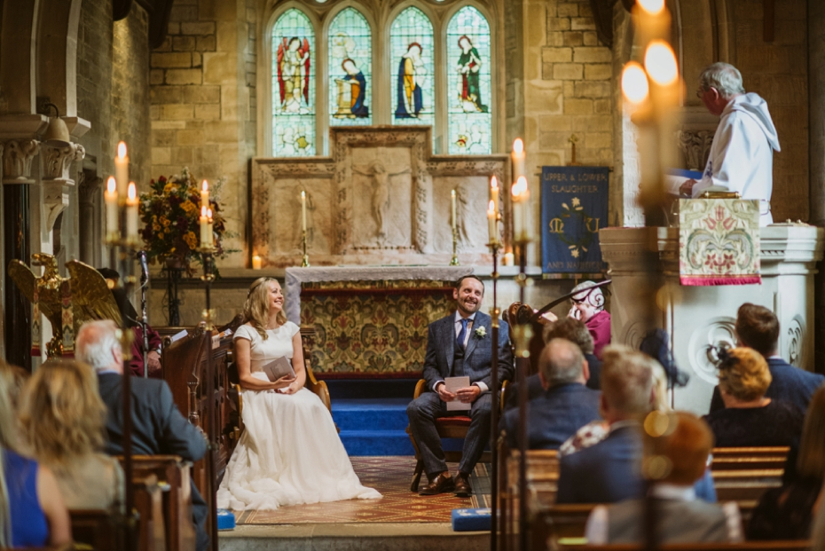 Lower Slaughter Wedding - Sharon + Gareth - Lee Dann Photography - 0170