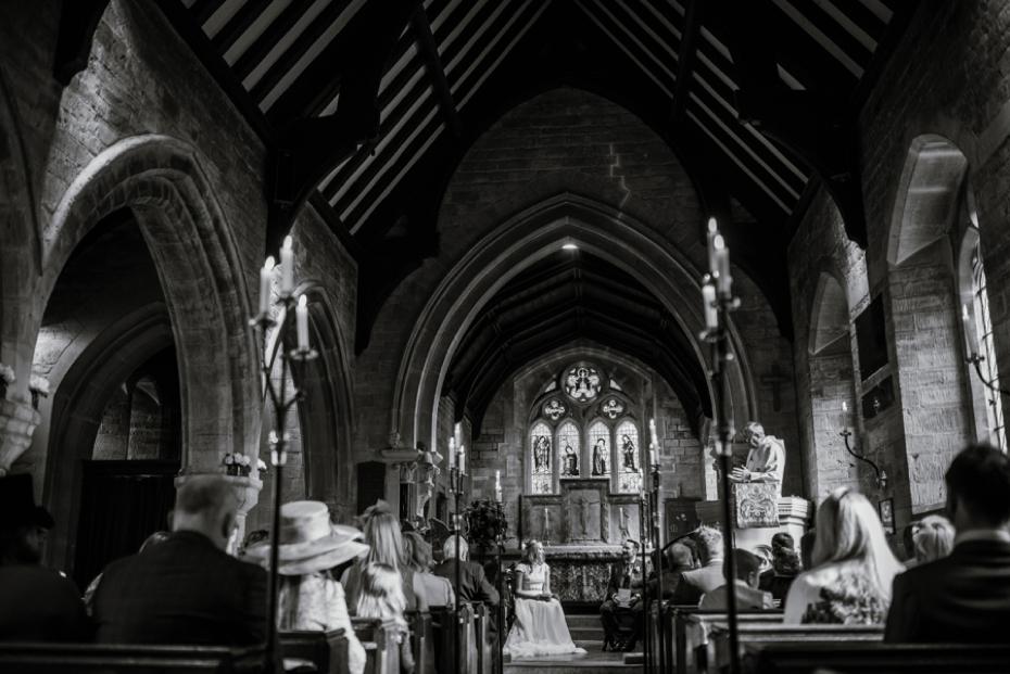 Lower Slaughter Wedding - Sharon + Gareth - Lee Dann Photography - 0172