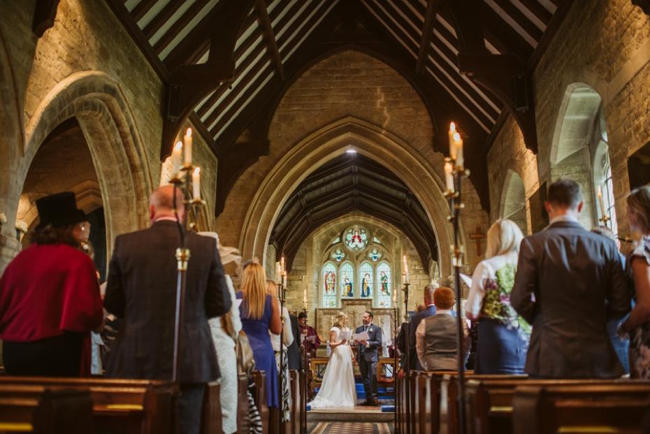 Lower Slaughter Wedding - Sharon + Gareth - Lee Dann Photography - 0176