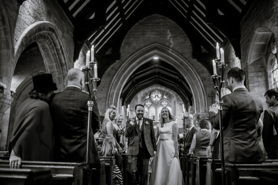 Lower Slaughter Wedding - Sharon + Gareth - Lee Dann Photography - 0193