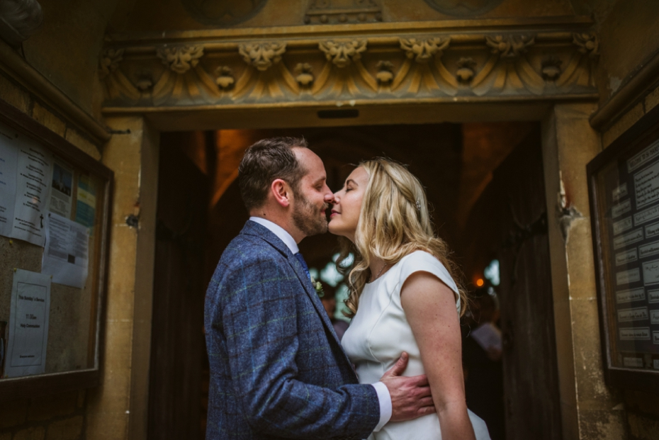 Lower Slaughter Wedding - Sharon + Gareth - Lee Dann Photography - 0195