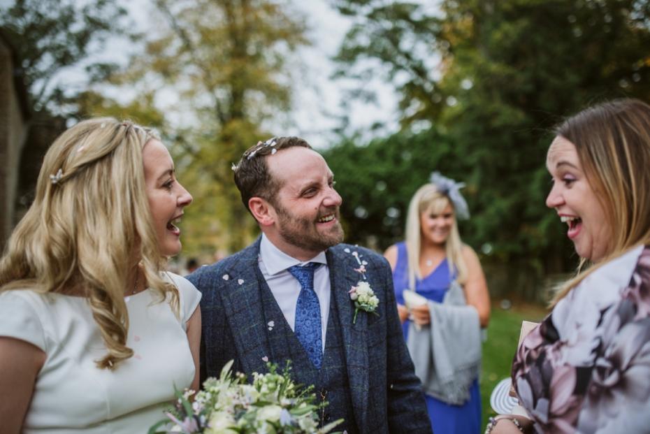 Lower Slaughter Wedding - Sharon + Gareth - Lee Dann Photography - 0215