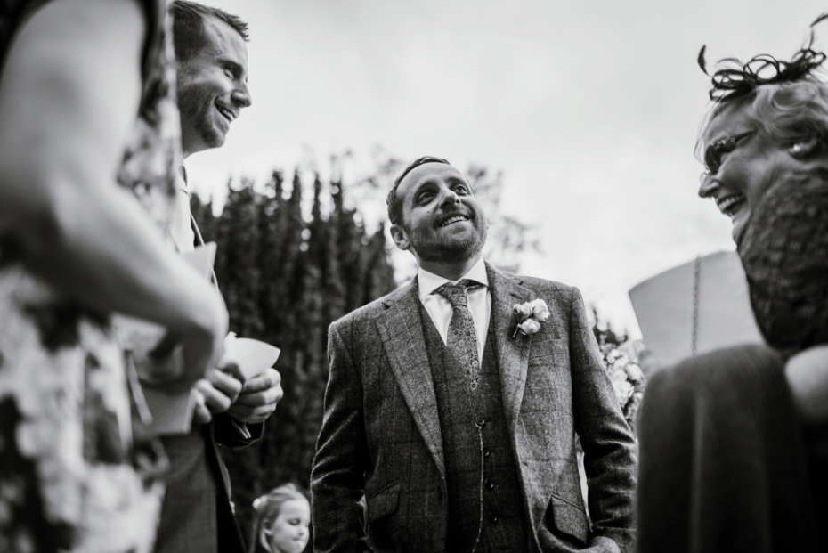 Lower Slaughter Wedding - Sharon + Gareth - Lee Dann Photography - 0235