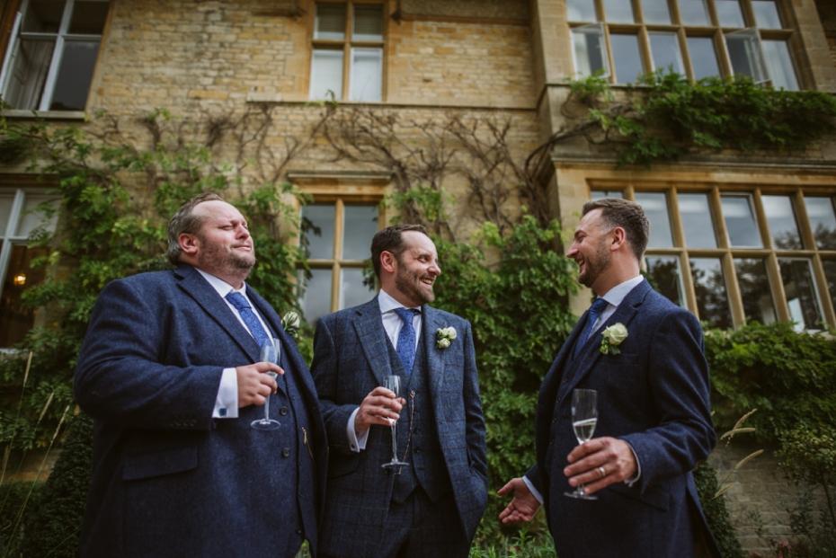 Lower Slaughter Wedding - Sharon + Gareth - Lee Dann Photography - 0257