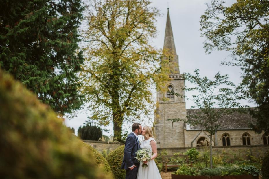Lower Slaughter Wedding - Sharon + Gareth - Lee Dann Photography - 0303