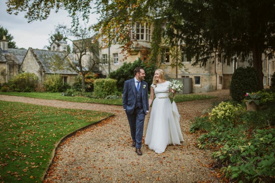 Lower Slaughter Wedding - Sharon + Gareth - Lee Dann Photography - 0317