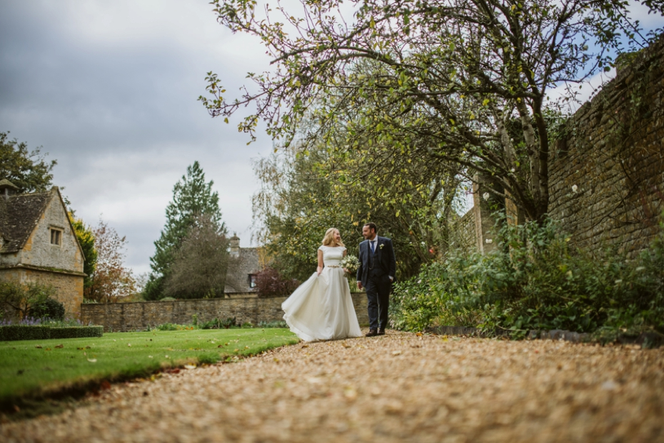 Lower Slaughter Wedding - Sharon + Gareth - Lee Dann Photography - 0336