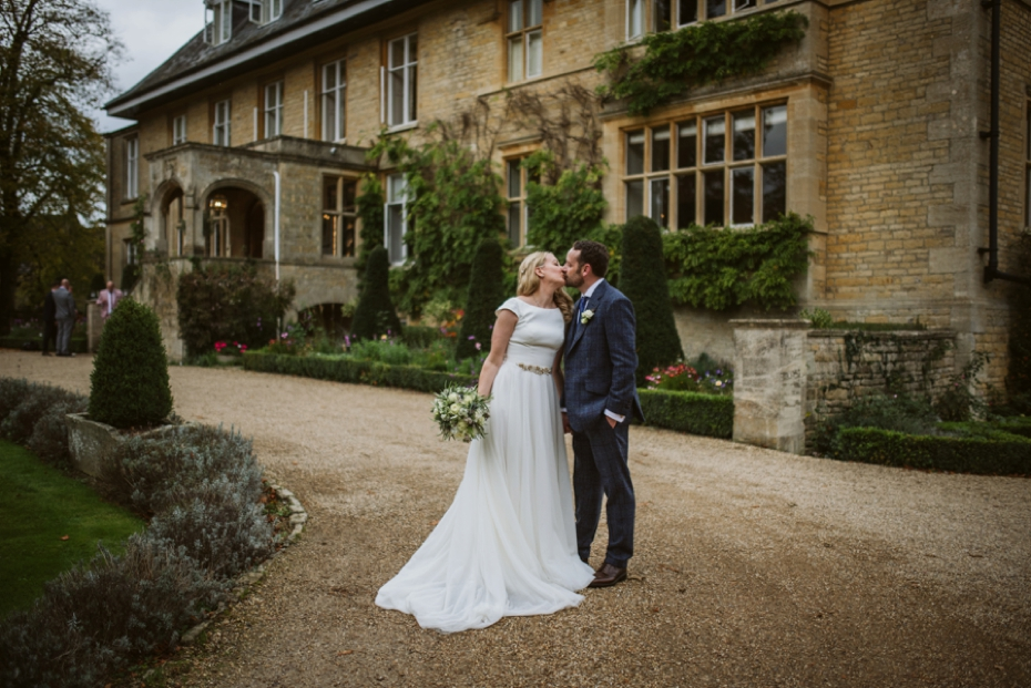 Lower Slaughter Wedding - Sharon + Gareth - Lee Dann Photography - 0356